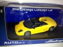 AUTOart LAMBORGHINI MURCIELAGO Concept Car Metallic Yellow 1/43 Diecast Model