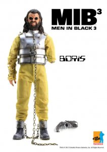 Dragon CYBER-HOBBY MIB3 Men in Black 3 Boris Jemaine Clement 1/6 Figure 73173