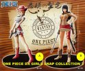 Banpresto One Piece DX GIRLS SNAP Collection Part 3 Nami & Robin PVC Figure