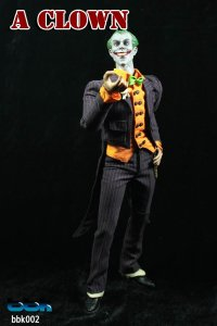 "BBK BBK002 Comic CLOWN 12"" Figure"
