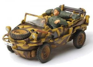 Forces of Valor 1:32 German VW-166 Schwimmwagen - Normandy 1944 #82002