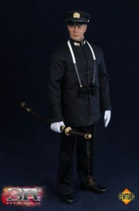 3R WWII Japan Navy Commander Toshiro Mifune Winter Clothes Version 1/6 Figure