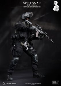 DAM Toys 1:6 Spetsnaz FSB Alpha Group Russian Military-78015