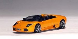 AUTOart LAMBORGHINI MURCIELAGO Concept Car Metallic Orange 1/43 Diecast Model