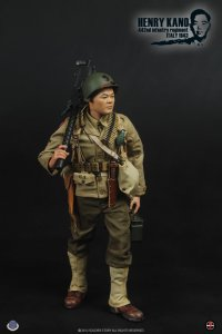 Soldier Story WWII US 442nd Infantry Regiment Henry Kano 1/6 Figure SS059