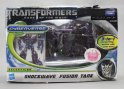 Takara Tomy Transformers Movie DOTM CV19 Shockwave Fusion Tank Figure