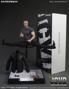 ENTERBAY Movie Star Jean-Claude Van Damme JCVD 1/6 - Q4 2014