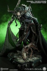 The Executioner Oglavaeil Premium Format Figure Sideshow Reservation