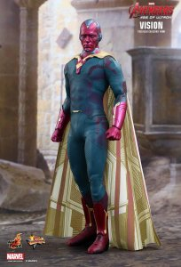 1/6 Hot Toys MMS296 Avengers Age of Ultron VISION Deposit Pre order 2015 Q4