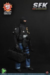 Soldier Story German police special forces SEK Singapore venue edition