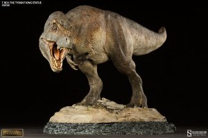 SIDESHOWS DINOSAURIA T-Rex : The Tyrant King Statue - DEPOSIT JAN15