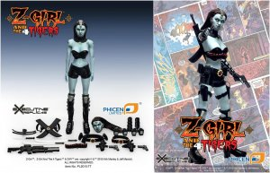 Z-Girl Action Doll 1/6TH SCALE COLLECTIBLE FIGURE - DEPOSIT - Q3 2015