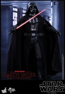 Hot Toys 1/6 MMS279 Star Wars Episode IV A New Hope Darth Vader