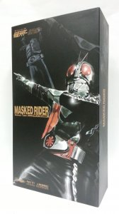 "Medicom Masked Rider Old No.2 DX Type Ver.2.0 RAH 12"" Action Figure Kamen Rider RAH288"