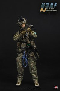 Soldier Story SS080B US Air Force Pararescue Jumpers PJ TYPE C 1/6 Figure