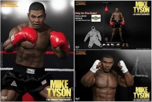 Storm Collectibles - Mike Tyson Youngest Heavyweight 1/6- Q3 2015