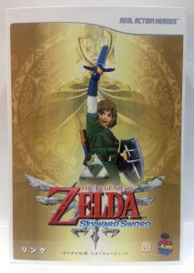 Medicom Toy Link The Legend of Zelda Skyward Sword RAH622 Action Figure