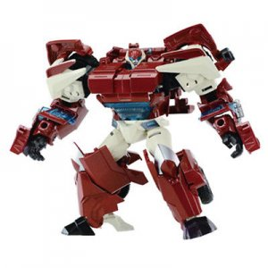Takara Tomy TRANSFORMERS PRIME ARMS MICRON AM-17 Swerve Breakdown Figure