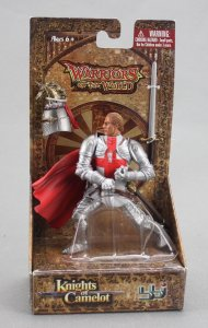BBI Warriors of the World Knights of Camelot Sir Galahad 1/18 Figure 000820