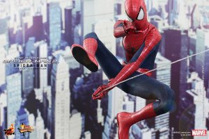 "HOT TOYS The Amazing Spider-Man 2 Spider-Man 12"" Figure Special VIP Edition"