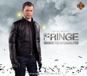 DID FRINGE IMAGINE THE IMPOSSIBILITIES Peter Bishop 1/6 Figure
