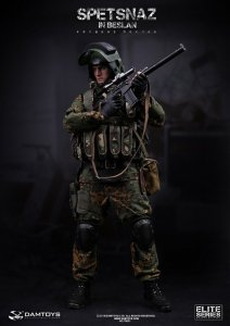 DAM TOYS 78021 1/6 SPETSNAZ IN BESLAN Figure NEW
