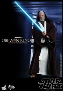 Hot Toys 1/6 MMS283 Star Wars Episode IV A New Hope Obi-Wan Kenobi