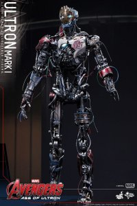 Hot Toys 1/6 MMS292 Avengers Age of Ultron Ultron Mark I