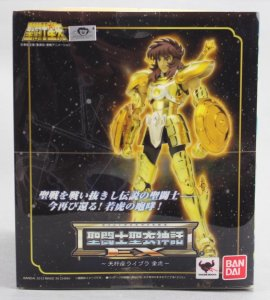 Bandai Saint Seiya EX Libra Gold Cloth Myth Douko Action Figure