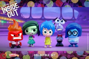 [ HOT TOYS ] Inside Out: Cosbaby (S) Series COSB184-188 - DEPOSIT - Q3 - Q4 2015