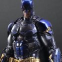 BATMAN ARKHAM KNIGHT VER NO.1 LIMITED SDCC 2015 PLAY ARTS KAI FIGURE PA AQ5614b