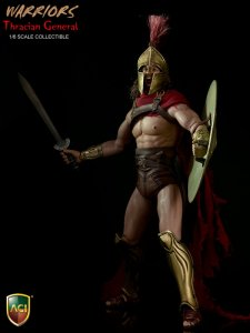 ACI Toys Warriors Thracian General 1/6 Figure ACI-19