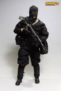 Very Hot Bank Robber 1:6 Scale Action Figure Accessory VH-1044