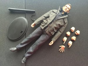 CRAFTONE – AGENT Collectible 1/6 Action figures