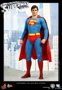 "HOTTOYS MMS152 Superman 1978 Christopher Reeve 12"" Figure"