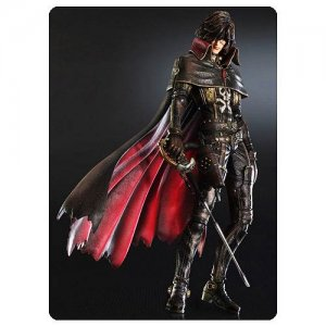 Space Pirate Captain Harlock Play Arts Kai Action Figure SQ81312