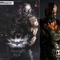 BATMAN THE DARK KNIGHT RISES BANE SQUARE ENIX PLAY ARTS KAI PVC FIGURE PA AQ3644