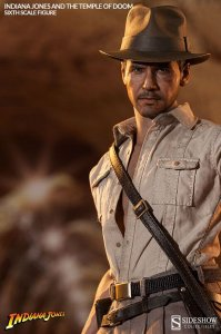 Temple of Doom Indiana Jones Sixth Scale Figure by Sideshow Reservation
