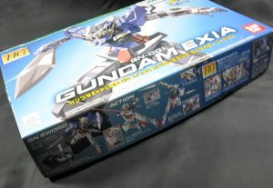EXPO Limited Version 00 Gundam Exia Clear Color 1/144