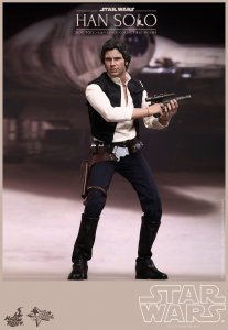 Hot Toys 1/6 MMS261 Star Wars: Episode IV A New Hope Han Solo