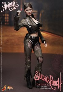 "HOT TOYS Sucker Punch: Amber Jamie Chung 12"" Figure"
