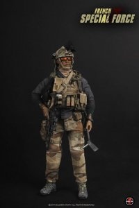 Soldierstory SS085 French special forces 1: 6 Soldier