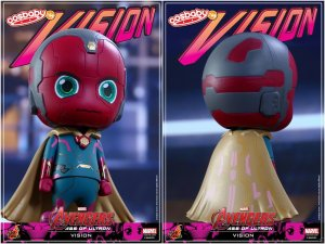 HOT TOYS AVENGERS Vision COSBABY 2 (S) - FULL PRICE - Q3 - Q4 2015