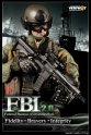 1/6 Very Hot Military Accessory Set - FBI 2.0 Federal Bureau of Investigation