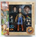 Kaiyodo SCI-FI Revoltech Toy Story Woody No.010 Action Figure