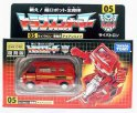 Takara Tomy Transformers Encore 05 Ironhide & 06 RATCHET Action Figure