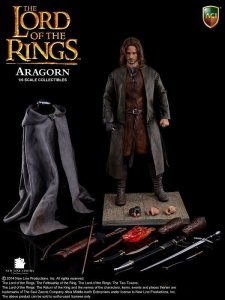 ACI TOYS The LORD of The RINGS ARAGORN 1/6 Figure Special Version