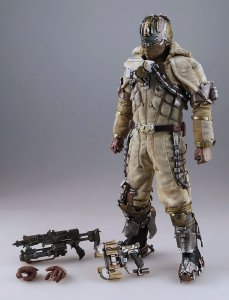 Threezero Dead Space 3: Isaac Clarke (Snow Suit version) 1/6 Figure