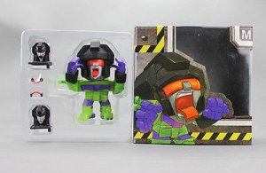 Transformers UPGRADE PARTS Mini Hercules & Alternate Heads For TFC Devastator