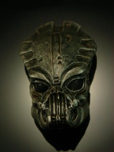 Custom 1/6 Scale PREDATOR Mask Type N 100% hand made